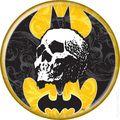 Batman Logo Button (2012 Ata-Boy) ITEM#82003