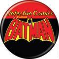 Batman Logo Button (2012 Ata-Boy) ITEM#82062