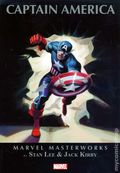 Marvel Masterworks Captain America TPB (2010- Marvel) 1-REP