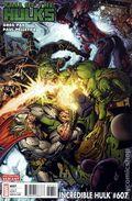 Incredible Hulk (2009 3rd Series) 607C