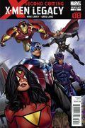 X-Men Legacy (2008 Marvel) 236D