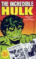 Incredible Hulk from the World Famous Newspaper Strip PB (1980 Tempo Books) 1-1ST