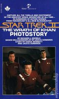Star Trek II The Wrath of Khan Photostory PB (1982 Pocket Books Edition) 1-1ST