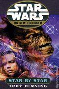 Star Wars The New Jedi Order Star By Star HC (2001 Novel) 1B-1ST