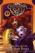 Clockwork Sky GN (2012-2014 Tor Digest) 1-1ST
