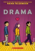 Drama GN (2012 Scholastic) 1-1ST