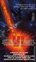 Star Trek VI The Undiscovered Country PB (1992 Pocket Novel) 1-REP