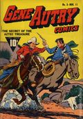 Gene Autry Comics (1941-1943 Fawcett/Dell) 3