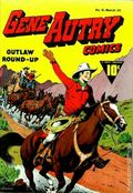 Gene Autry Comics (1941-1943 Fawcett/Dell) 6