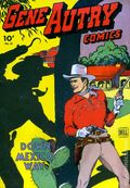 Gene Autry Comics (1941-1943 Fawcett/Dell) 12