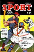 True Sport Picture Stories Vol. 4 (1947) 2