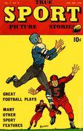True Sport Picture Stories Vol. 4 (1947) 10