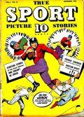 True Sport Picture Stories Vol. 1 (1942) 10