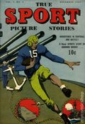 True Sport Picture Stories Vol. 2 (1944) 4