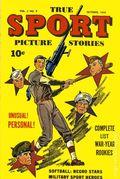 True Sport Picture Stories Vol. 2 (1944) 9
