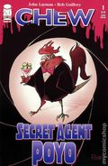 Chew Secret Agent Poyo (2012 Image) 1B