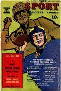 True Sport Picture Stories Vol. 3 (1945) 4