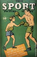 True Sport Picture Stories Vol. 3 (1945) 6