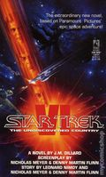 Star Trek VI The Undiscovered Country PB (1992 Pocket Novel) 1-1ST