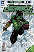 Green Lantern (2011 4th Series) 0COMBO