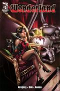 Grimm Fairy Tales Presents Wonderland (2012 Zenescope) 2B
