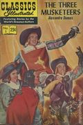 Classics Illustrated 001 The Three Musketeers (1946) 23