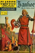 Classics Illustrated 002 Ivanhoe (1946) 17