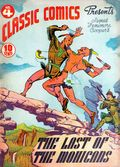 Classics Illustrated 004 The Last of the Mohicans (1942) 1