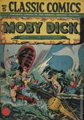 Classics Illustrated 005 Moby Dick (1942) 7
