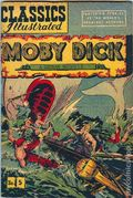 Classics Illustrated 005 Moby Dick (1942) 10