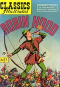 Classics Illustrated 007 Robin Hood 10