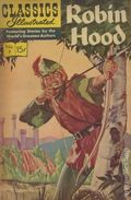 Classics Illustrated 007 Robin Hood 18