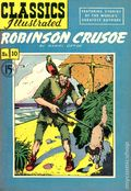 Classics Illustrated 010 Robinson Crusoe 8