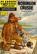 Classics Illustrated 010 Robinson Crusoe 11