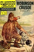 Classics Illustrated 010 Robinson Crusoe 15