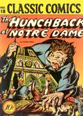Classics Illustrated 018 Hunchback of Notre Dame (1944) 1A