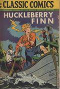 Classics Illustrated 019 Huckleberry Finn (1944) 4