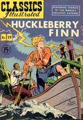 Classics Illustrated 019 Huckleberry Finn (1944) 7