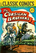 Classics Illustrated 020 The Corsican Brothers (1944) 1A