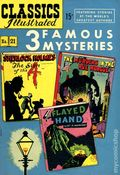 Classics Illustrated 021 3 Famous Mysteries (1944) 5