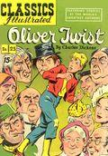 Classics Illustrated 023 Oliver Twist 7
