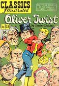 Classics Illustrated 023 Oliver Twist 8