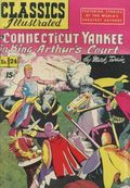 Classics Illustrated 024 A Yankee in King Arthur's Court 7