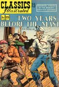 Classics Illustrated 025 Two Years Before the Mast 5