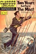 Classics Illustrated 025 Two Years Before the Mast 11