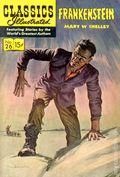 Classics Illustrated 026 Frankenstein 8