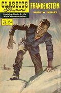 Classics Illustrated 026 Frankenstein 12