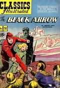Classics Illustrated 031 The Black Arrow (1946) 6