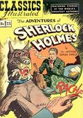Classics Illustrated 033 Adventures of Sherlock Holmes (1947) 2