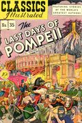 Classics Illustrated 035 Last Days of Pompeii (1947) 1